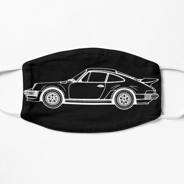 Porsche 911 Turbo Masque sans plis