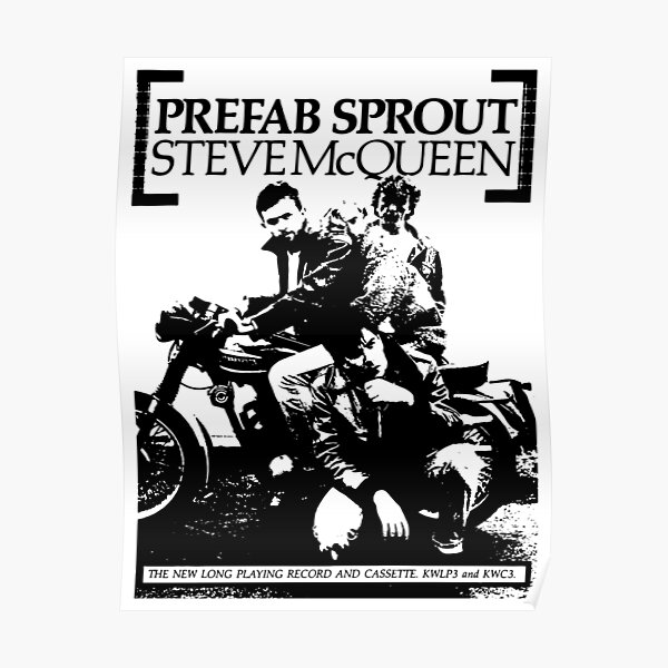 PREFAB SPROUT Poster