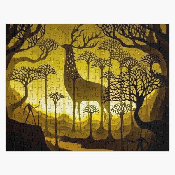 Deer Hunting Jigsaw Puzzle