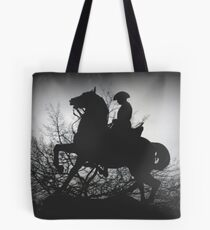 Australian Light- Horsemen Tote Bag