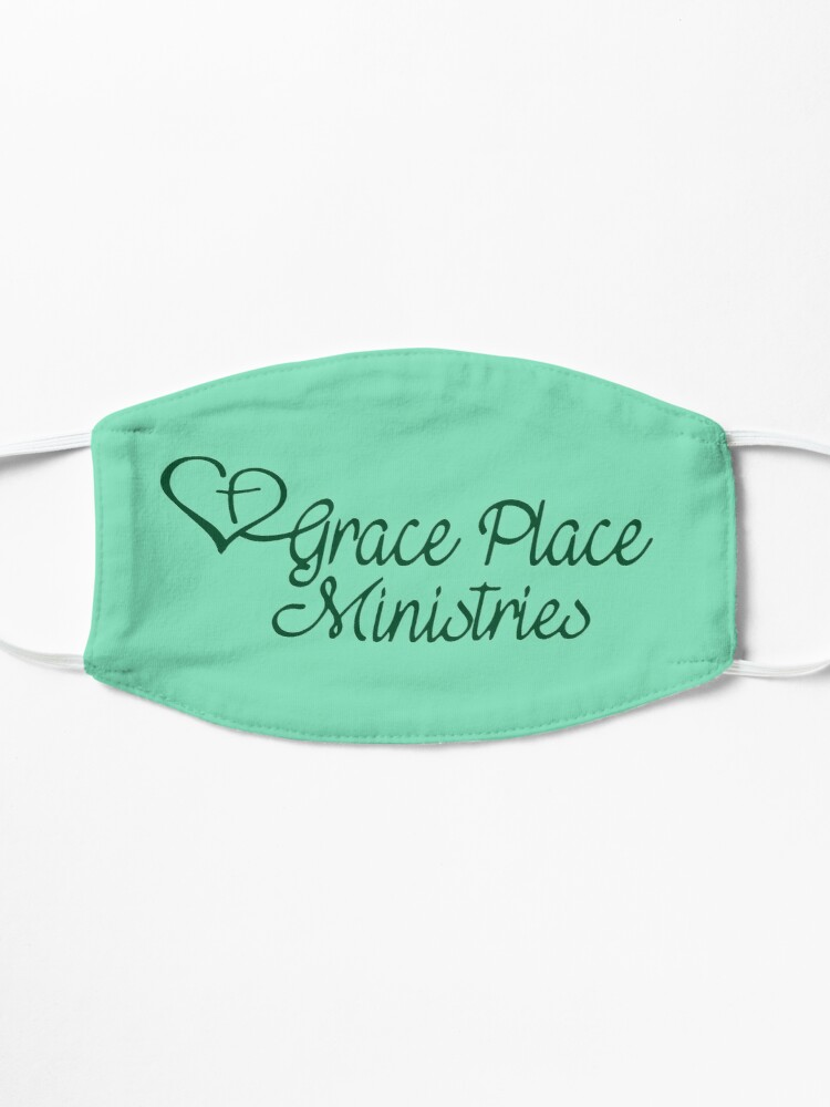 Alternate view of Grace Place Ministries Mask