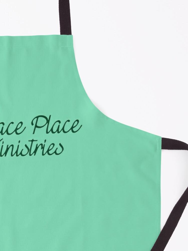 Alternate view of Grace Place Ministries Apron
