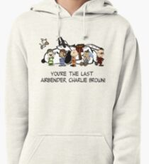 You're the Last Airbender, Charlie Brown! Pullover Hoodie