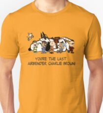 You're the Last Airbender, Charlie Brown! Unisex T-Shirt
