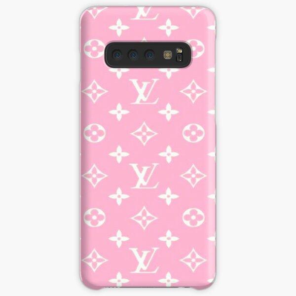 Louis V Bonbon rose Samsung Galaxy Snap Case