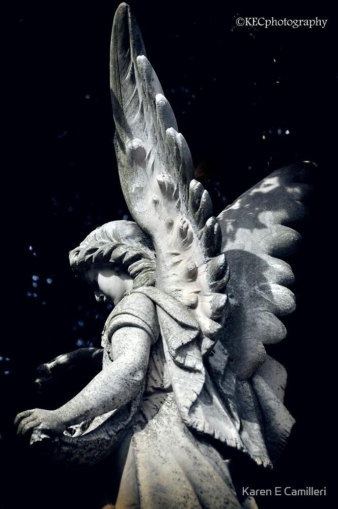 Stone Angel by Karen E Camilleri