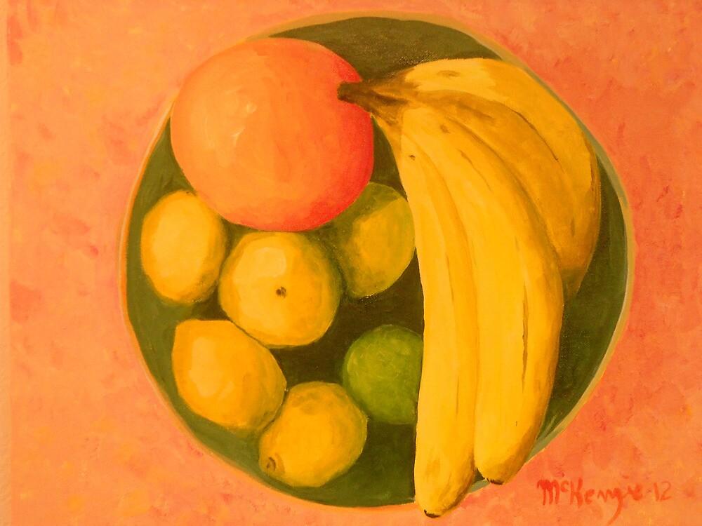 """Yellow Fruit No.2"" by rmckenzie"