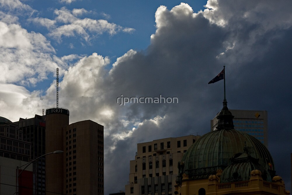 Winter in Melbourne 1 by rjpmcmahon