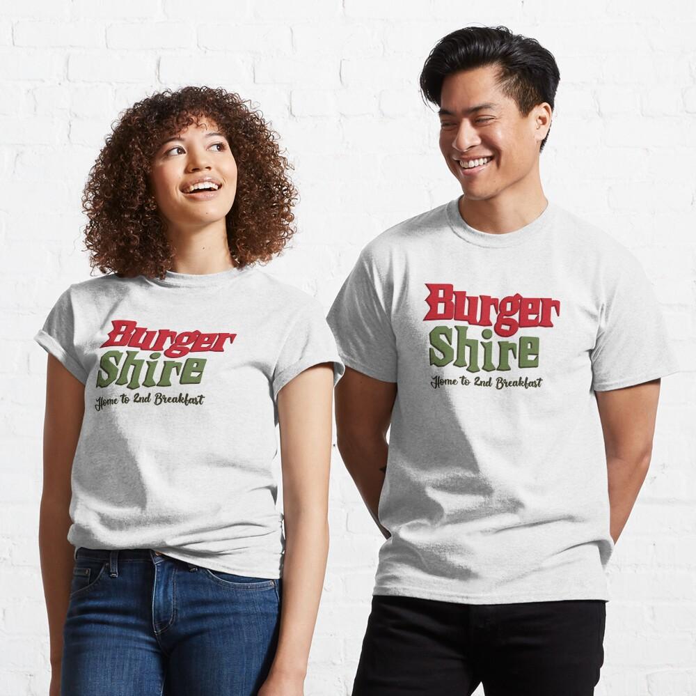 Burger Shire Classic T-Shirt