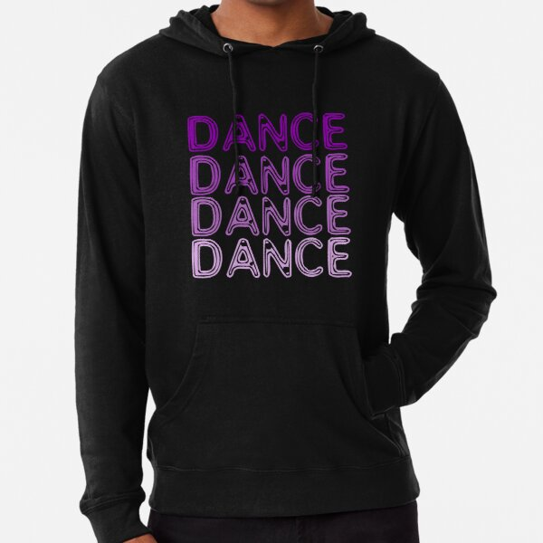 Love Dancing Dance Like A Sport Only Harder Funny Dance Hoodie