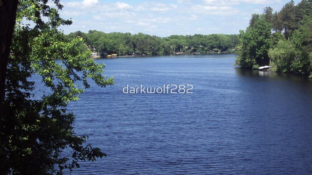 Lake Wissota by darkwolf282