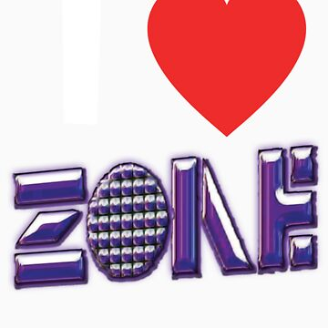 I Heart Zone by zonenightclub
