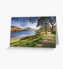 Loweswater Spring Greeting Card