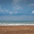 Waterspout by Richard G Witham