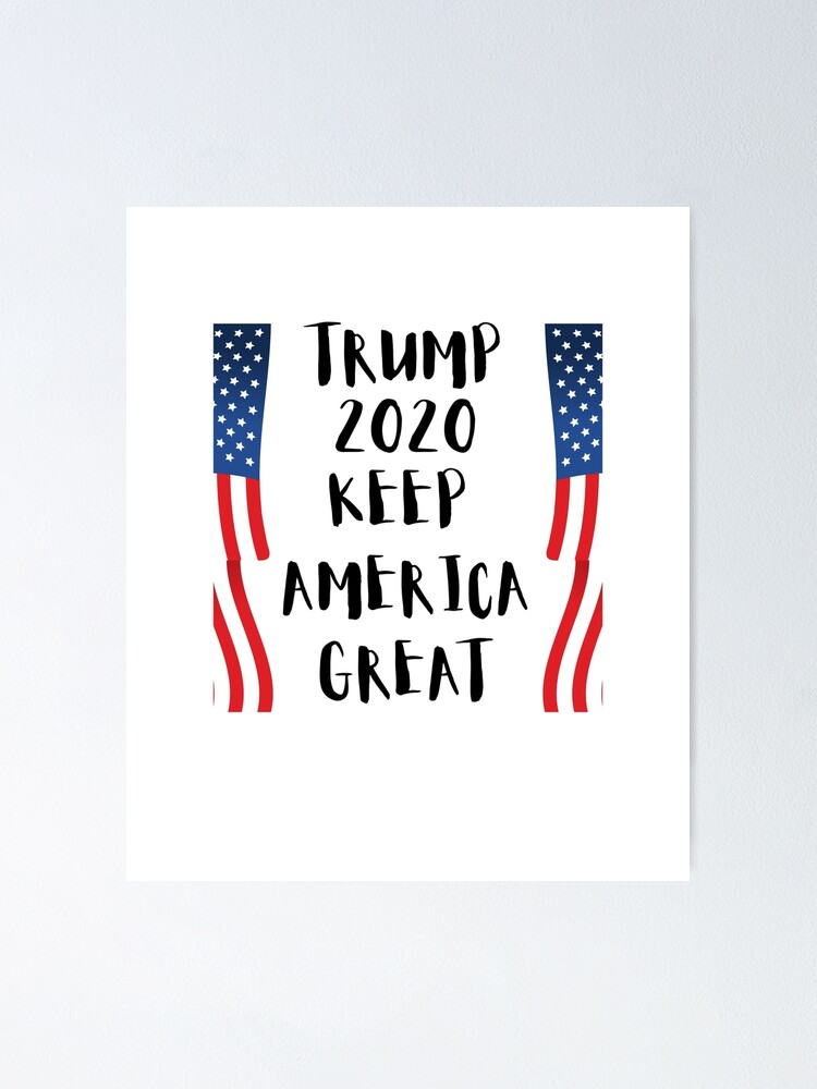 Retta Trump 2020 Keep America Great Campaign Mens Tank Top
