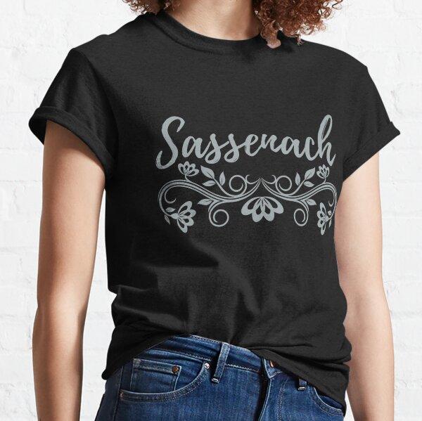 Sassenach (Outlander Inspired Designs) Classic T-Shirt