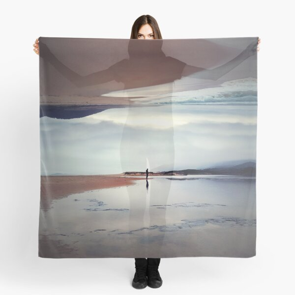 Ghost on the Shore Scarf