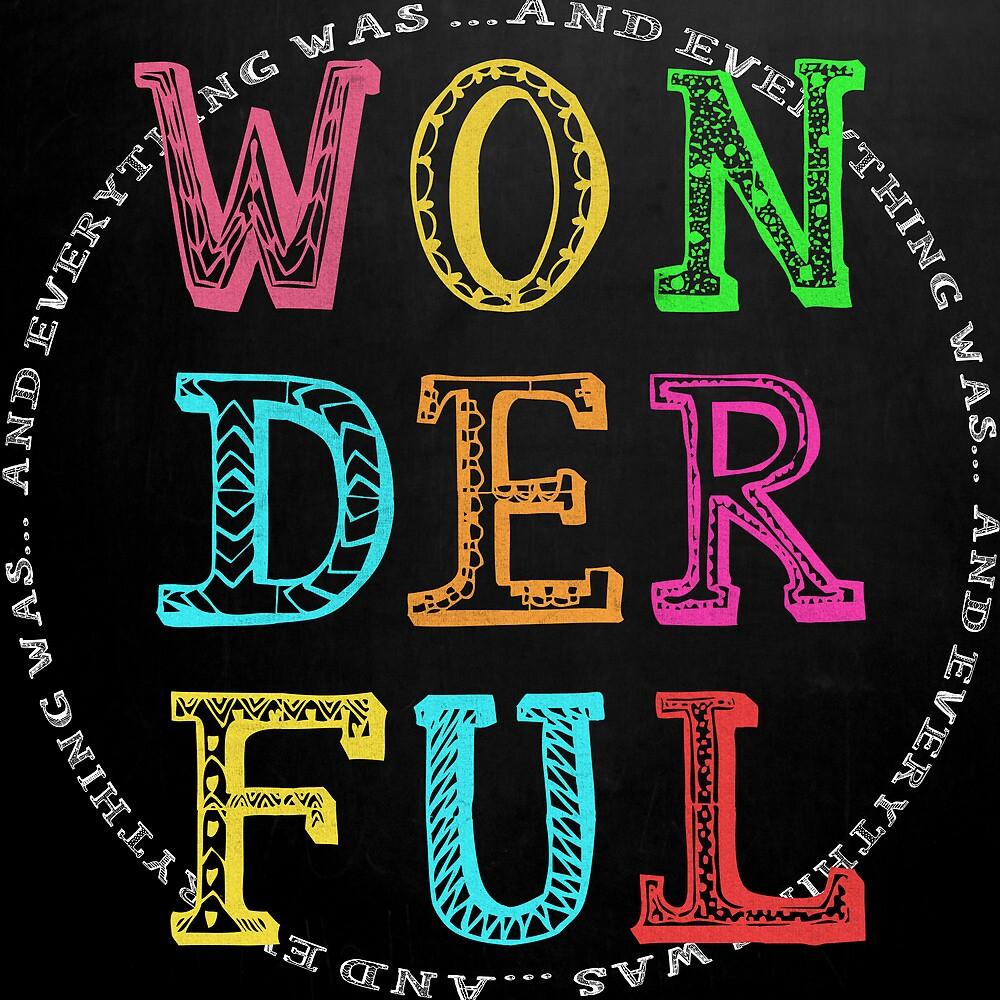 Wonderful by SkyeKZ