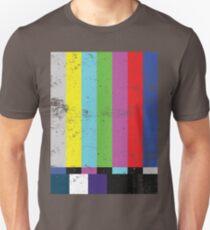 TV test Lines  T-Shirt
