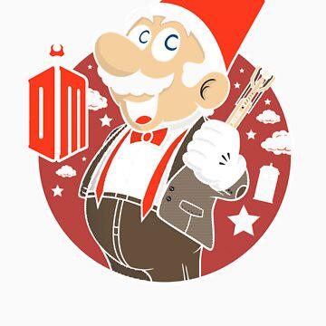 (The) Doctor Mario v2 by griftgfx