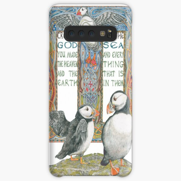 Creator God Samsung Galaxy Snap Case