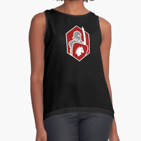 Red Team Sleeveless Top
