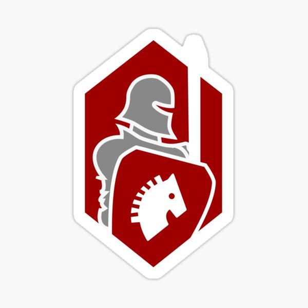 Red Team Sticker