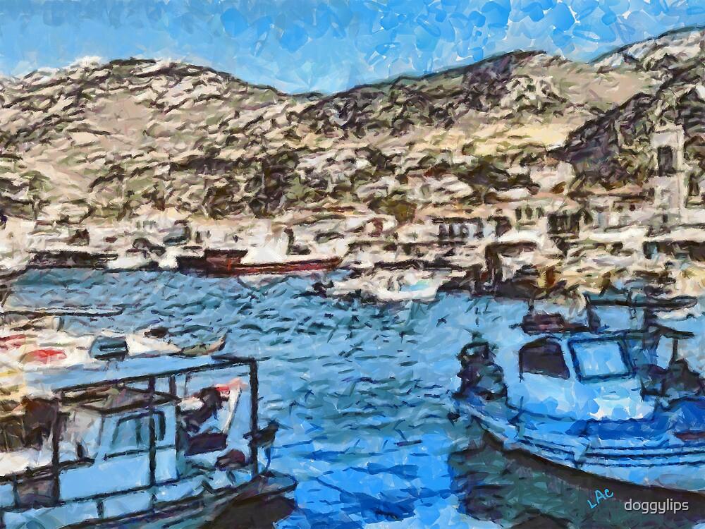 Hydra Port by doggylips