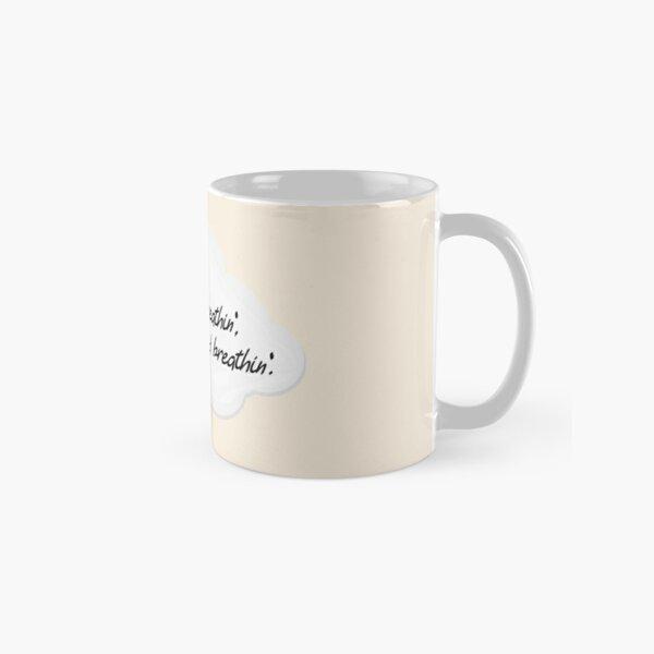 Just Keep Breathin' - Ariana Grande Design Classic Mug