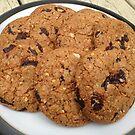 Chocolate Chip Cookies by John Hooton