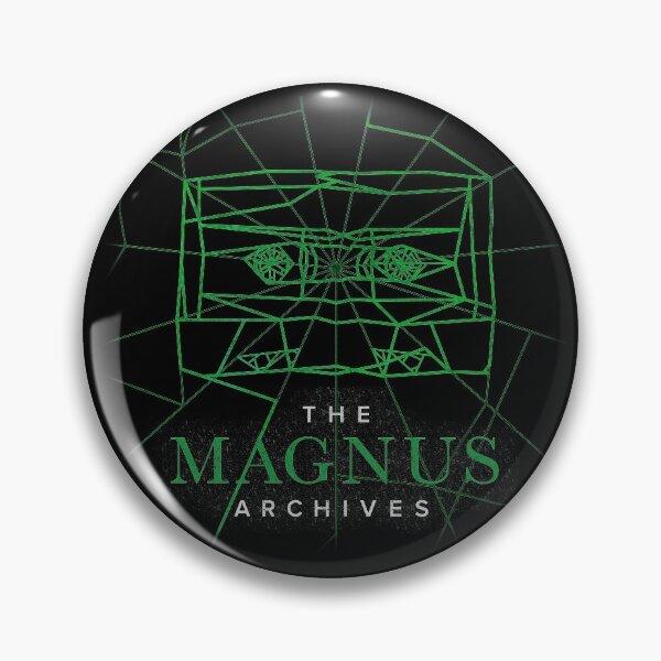 [Transparent] The Magnus Archives Logo (Season 5)  Pin
