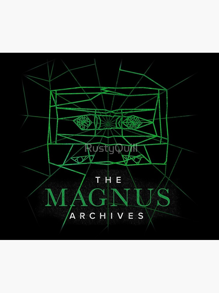 [Transparent] The Magnus Archives Logo (Season 5)  by RustyQuill