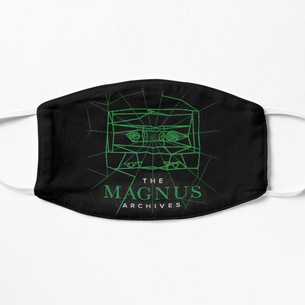 [Transparent] The Magnus Archives Logo (Season 5)  Flat Mask