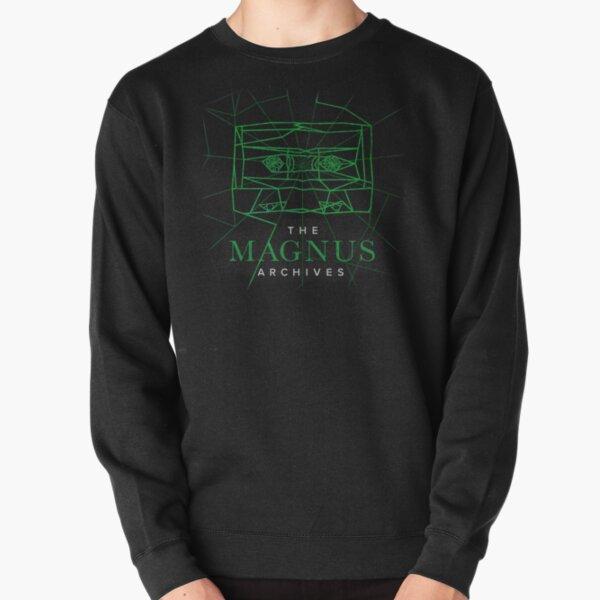 [Transparent] The Magnus Archives Logo (Season 5)  Pullover Sweatshirt