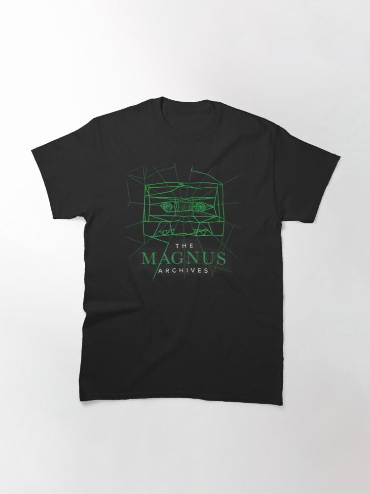 Alternate view of [Transparent] The Magnus Archives Logo (Season 5)  Classic T-Shirt