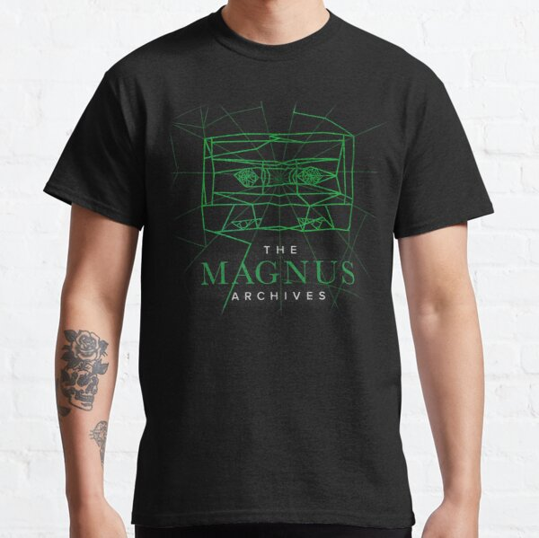 [Transparent] The Magnus Archives Logo (Season 5)  Classic T-Shirt