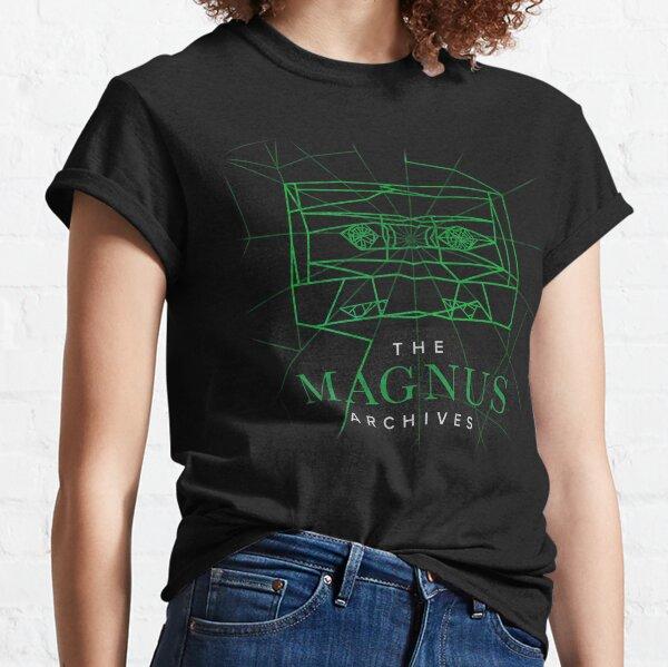 [Transparent] The Magnus Archives Logo (Season 5)  Classic T-Shirt