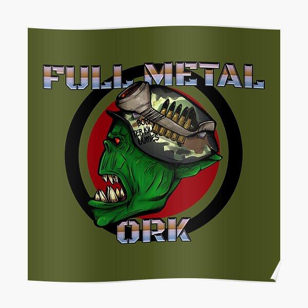 Full Metal Ork! Poster