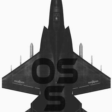 OSS Fighter by ossclothingco