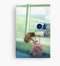 Light/load Canvas Print