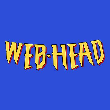 Web-head by mellamomateo