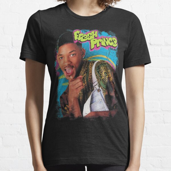 The Fresh Prince of Bel-Air Gift For Fan, Gift T-Shirt For Women, Kids, Adults Men, Halloween day, Thanksgiving, Chritsmas day Essential T-Shirt