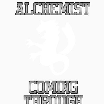 Fullmetal Alchemist - State Alchemist Coming Through by Kingdomkey55