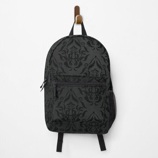 Dark Gothic Patterns texture Backpack