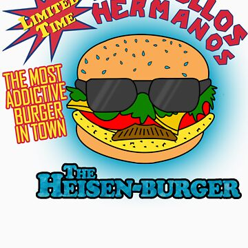The Heisen-Burger by Joeken