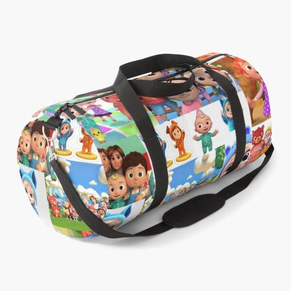 Cocomelon Collage Artwork Duffle Bag