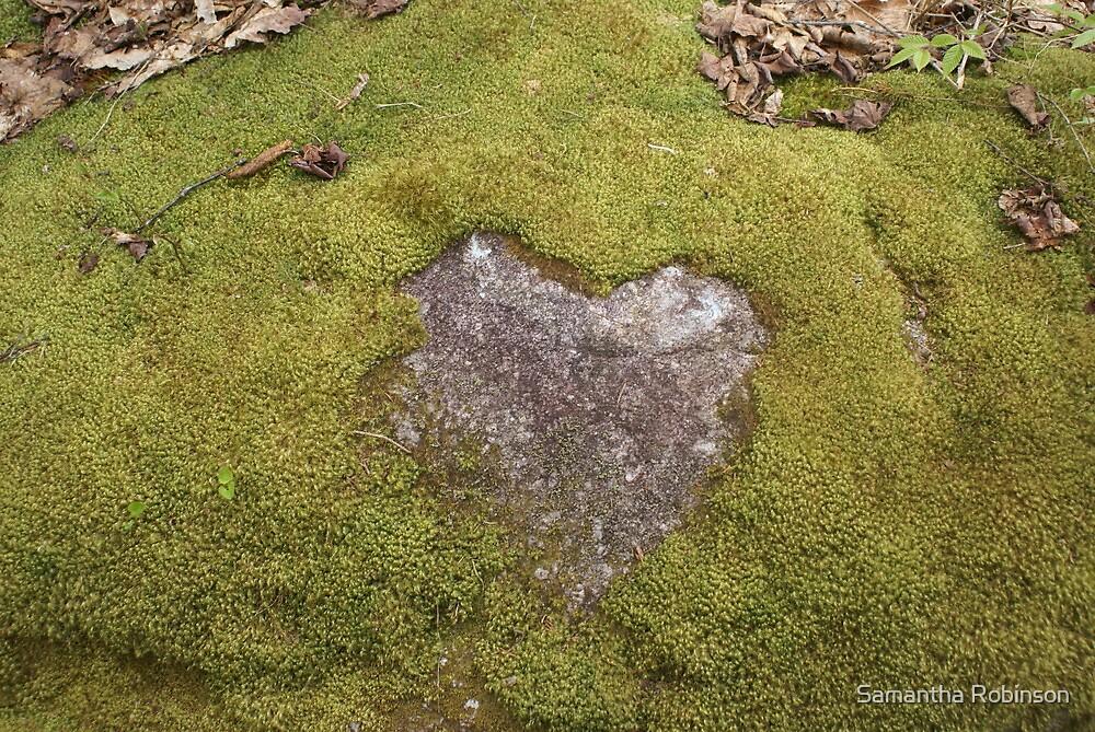 Mossy Heart by Samantha Robinson