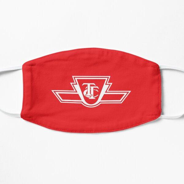 Toronto Transit Logo Flat Mask