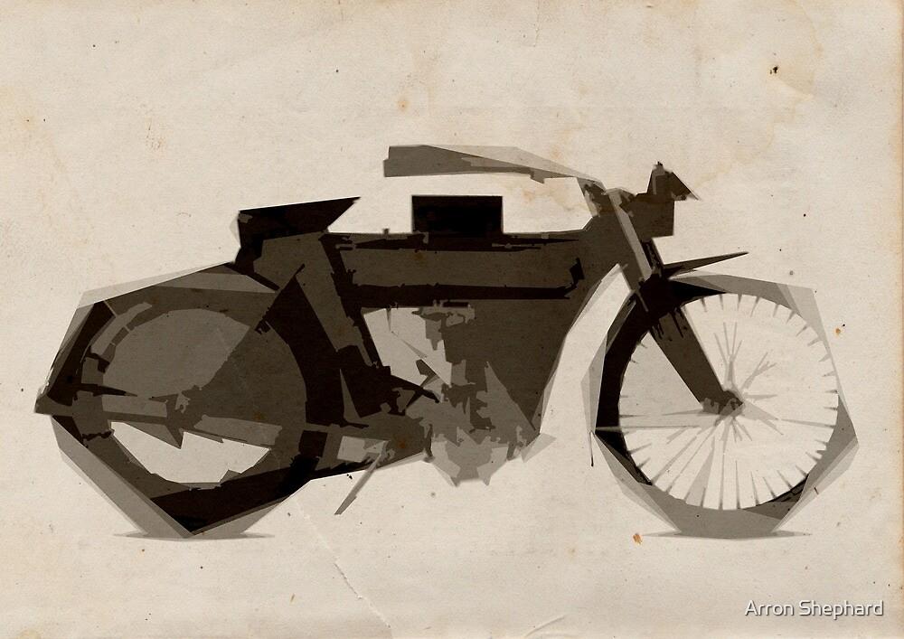 Yale 1912 by Arron Shephard