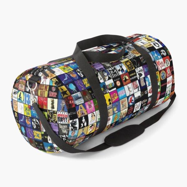 Broadway Musical Theatre Logos - Hand Drawn Duffle Bag